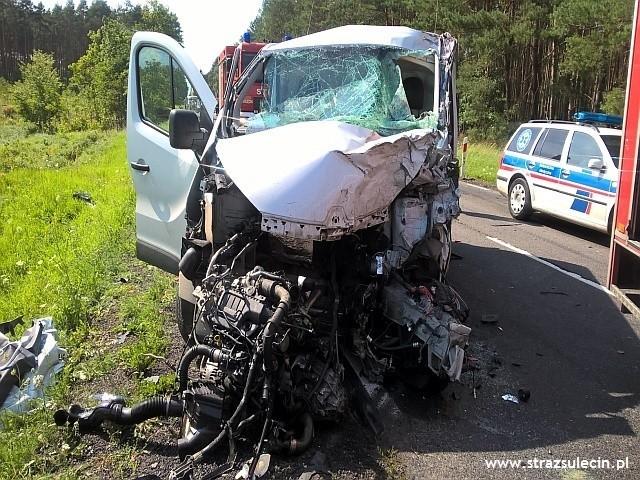 Większość z wypadków spowodowana jest brawurą i nadmierną prędkością.