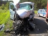 Niebezpieczne drogi w powiecie sulęcińskim. Gdzie jest najwięcej wypadków i gdzie uważać? Sprawdź!
