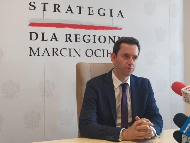 Odejście Marcina Ociepy z Porozumienia oznacza, że dotychczasowe struktury partii na Opolszczyźnie, której był liderem, przestają istnieć, ponieważ wszyscy dotychczasowi członkowie złożyli już rezygnacje.