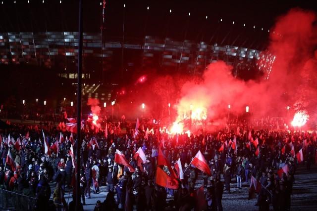 Marsz Niepodległości w Warszawie, 11 listopada 2019