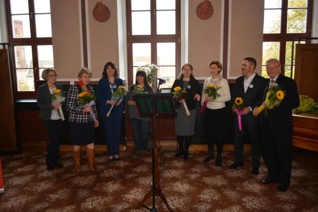 Chełmińscy przewodnicy mieli kilka powodów do świętowania, m.in. 110-lecie ruchu turystycznego w mieście.