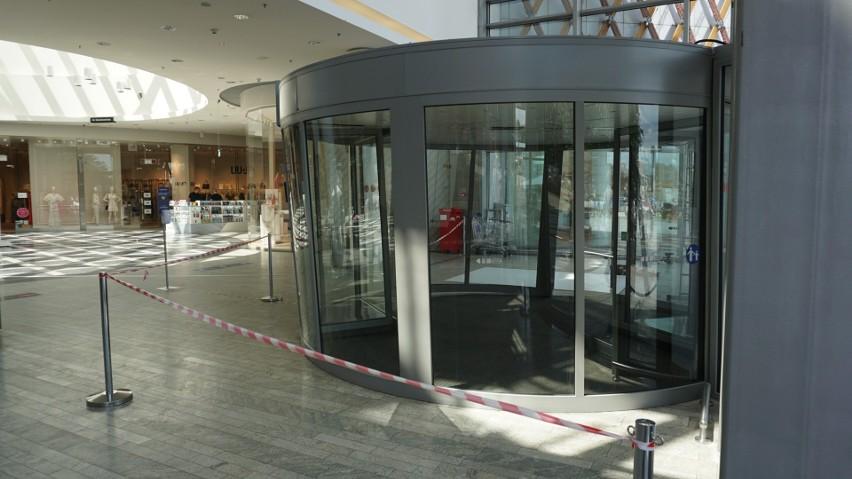 Napad na jubilera w SCC Katowice. Straty są ogromne...