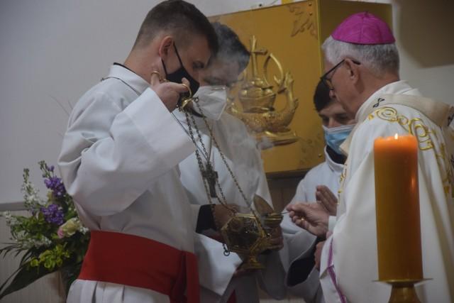 Msza jubileuszowa z okazji 25-lecia erygowania parafii świętych Franciszka i Klary w Tychach