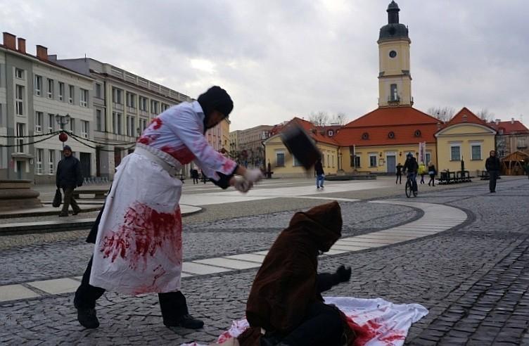 Dziś w całej Polsce zwolennicy humanitarnego traktowania...