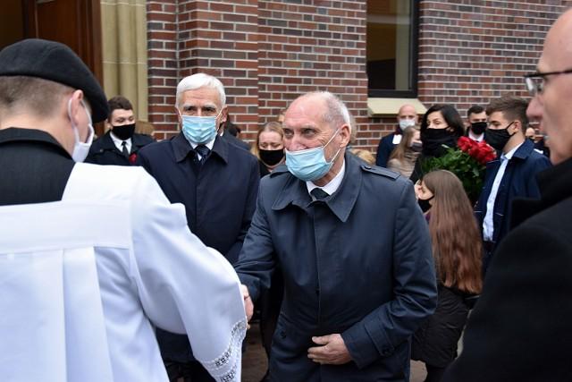 W Stróżach odbył się pogrzeb Stanisława Koguta