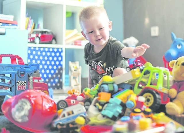 Kontrole PIH wykazały wady głównie zabawek przeznaczonych dla najmłodszych dzieci