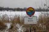 """Niebezpieczny spacer po kruchym lodzie. Dlaczego ludzie to robią? Psycholog: """"Jedni dla adrenaliny, inni z głupoty"""""""