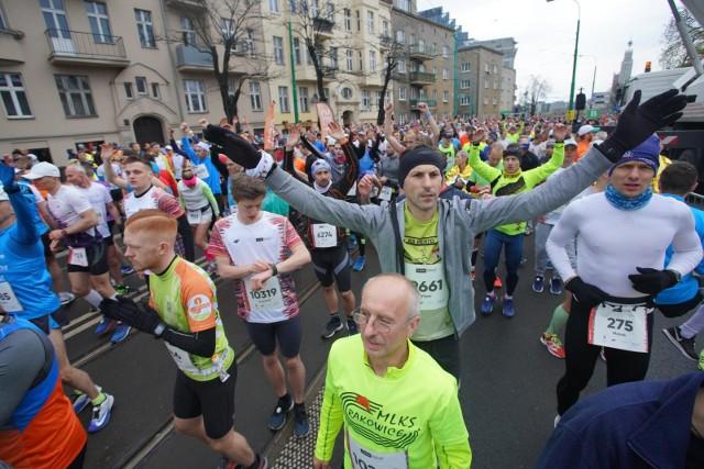 Poznański półmaraton tym razem odbędzie się jesienią, a nie wiosną
