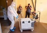 Zakończyła się produkcja pierwszej serii polskiego leku na COVID-19