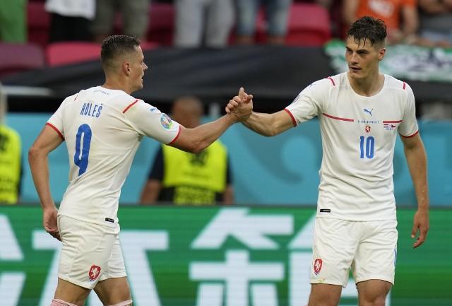 Tomas Holes i Patrik Schick odpowiadają za ofensywę reprezentacji Czech