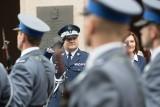 Tak w Rzeszowie witano Henryka Moskwę - komendanta wojewódzkiego policji, który został generałem