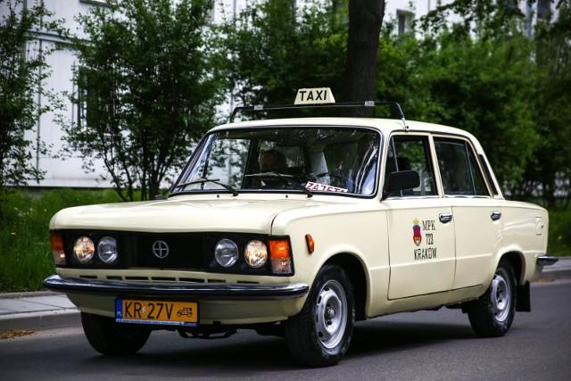 Miejskie Przedsiębiorstwo Komunikacyjne w Krakowie odrestaurowało zabytkowy samochód FSO 125p, który od połowy lat 80. XX wieku służył mieszkańcom jako miejska taksówka