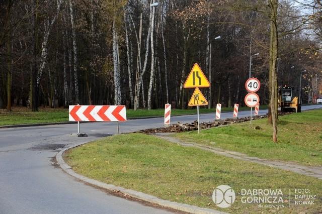 Ulica Robotnicza od dziś (17 maja) do piątku (21 maja) będzie nieprzejezdna