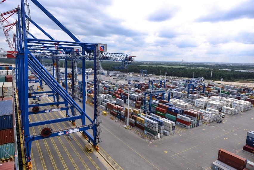 DCT Gdańsk SA, Gdańsk - 1069 pracowników