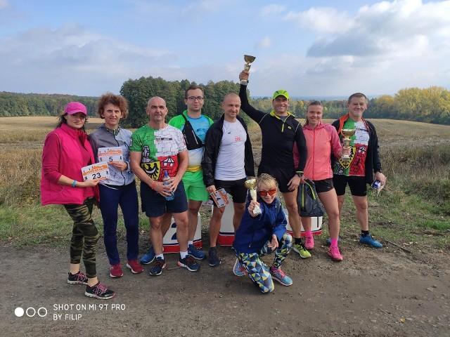 Zawody biegowe pod nazwą Golgota Challenge w tym roku zorganizowane zostały inaczej. Trasę liczącą 1,6 km, zawodnicy pokonywali indywidualnie. Emocje były duże jak zawsze... Tradycyjnie najlepsi otrzymali puchary i dyplomy