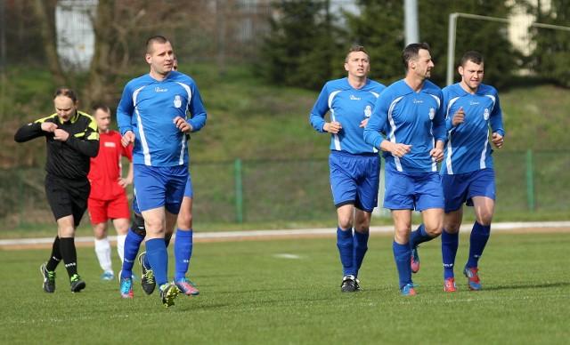 Piłkarze Tucholanki w sobotę nie zdążyli się nawet zmęczyć.