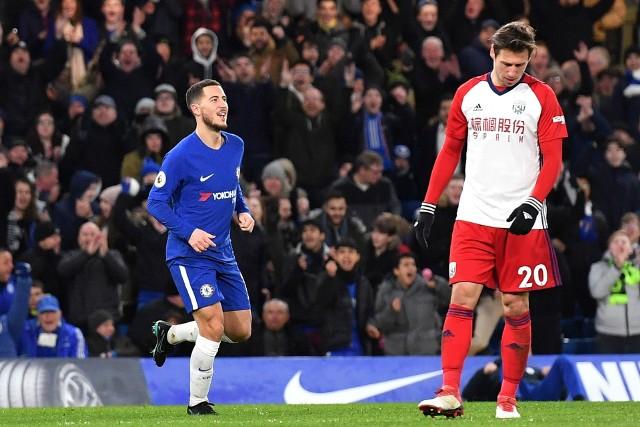To zdjęcie idealnie oddaje dzisiejsze nastroje na Stamford Bridge