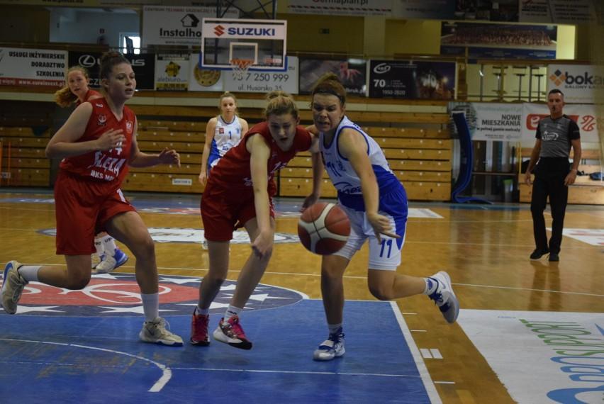 Kolejny raz młode koszykarki AZS AJP Gorzów zagrały ku pamięci Aleksandry Piotrowskiej