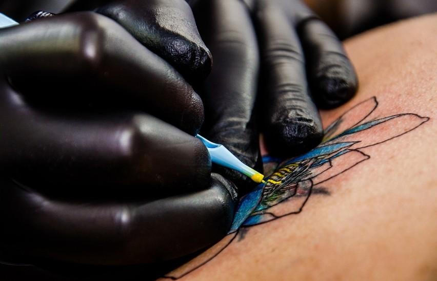 Salony Tatuażu W Białymstoku Jaki Wzór Wybrać Gdzie Zrobić