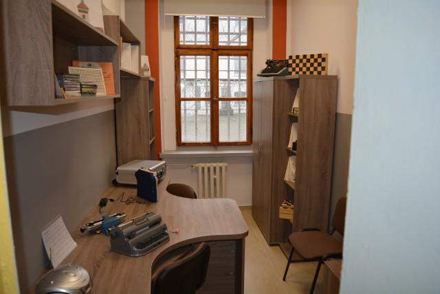 W Zakładzie Karnym w Bydgoszczy - Fordonie znajduje się dobrze wyposażona specjalistyczna sala terapeutyczna dla skazanych, którzy stracili wzrok.