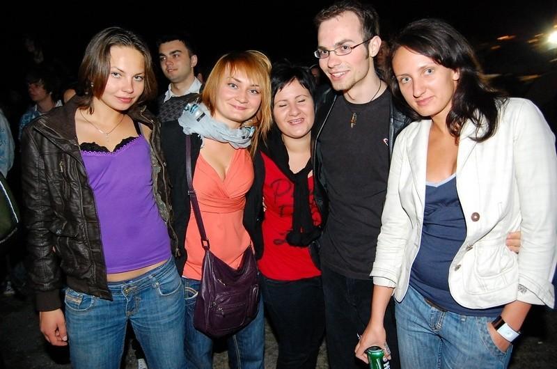 Piastonalia 2009 - koncerty na bloniach Politechniki...