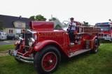 Fire Truck Show w Główczycach. Zobacz najpiękniejsze wozy strażackie [zdjęcia]