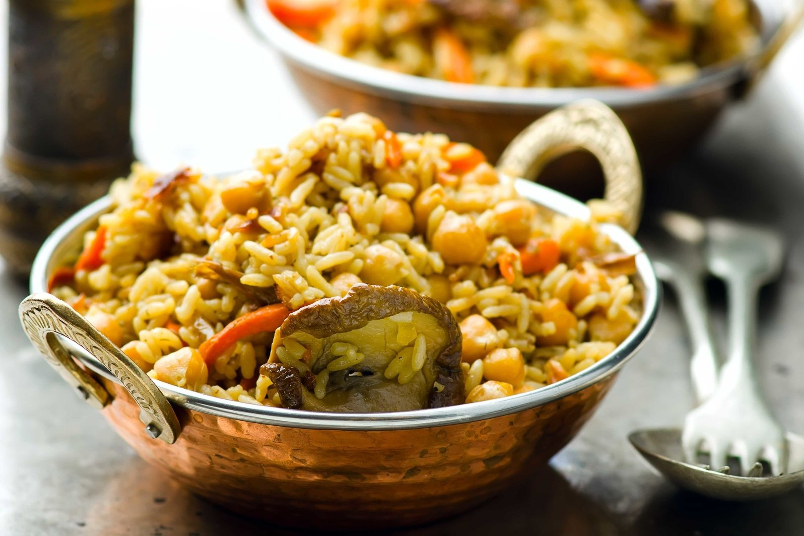 Pomysl Na Szybki Obiad Pilaw Z Kurkami I Indykiem Przepis