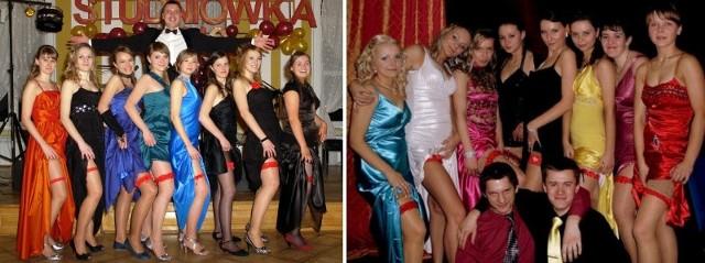 Zobacz więcej zdjęć ze studniówek na www.nowiny24.pl/studniowki