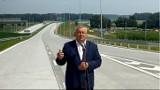 Via Baltica. Odcinek Śniadowo-Łomża Południe oficjalnie oddany do użytku 14.07.2021. Zdjęcia