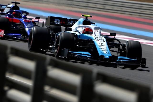 Robert Kubica w minioną niedzielę w wyścigu o Grand Prix Francji był przedostatni.