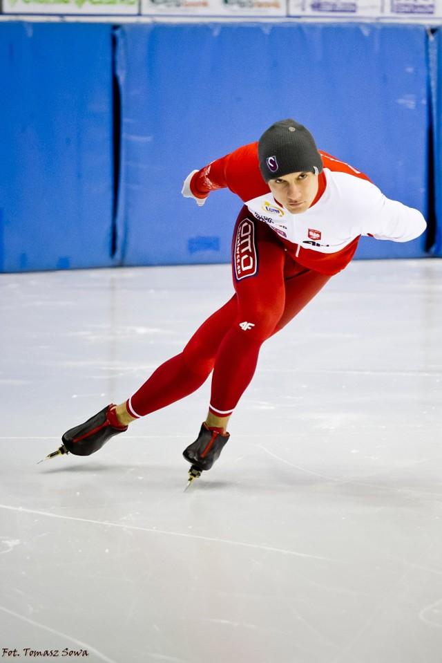 Piotr Michalski debiutował na igrzyskach olimpijskich. Miejsca jakie zajął chluby mu nie przynoszą, ale sam udział jest doskonałą szkołą dla młodego panczenisty z Sanoka