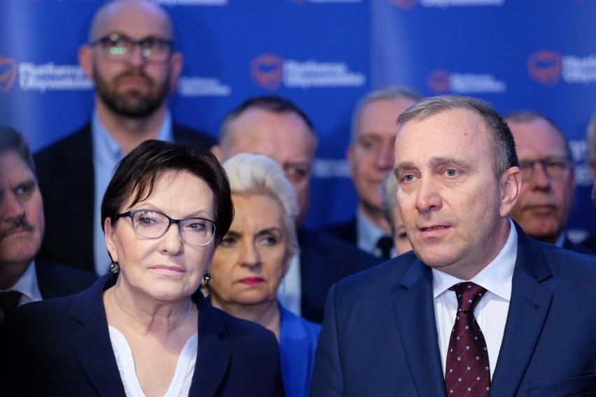 Posłowie i senatorowie PO pojawili się w Poznaniu i Wielkopolsce
