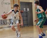 AZS UJK Kielce awansował do finałów mistrzostw Polski u13 w koszykówce. Bardzo dobra gra kielczan na zawodach w Poznaniu
