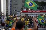 Brazylia: Zaraza szaleje w najlepsze, szpitale zakorkowane, a prezydent do rodaków: nie narzekajcie