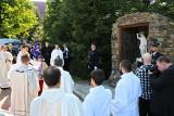 Pawlikowice. 100-lecie zakonu Michalitów. Poświęcono grotę św. Michała Archanioła [ZDJĘCIA]