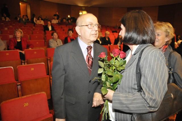Patronem konkursu był znakomity polski chórmistrz prof. Stanisław Kulczyński