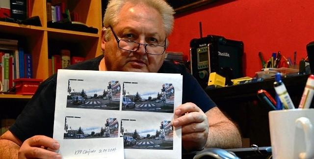 Doniesienie o możliwości popełnienia przez komendanta przestępstwa złożył Mariusz Janik