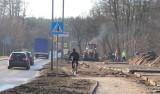 Od granicy miasta rozpoczyna się przebudowa alei Jana Pawła II we Włocławku