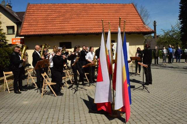 Powiatowe obchody Dnia Europy w Myślenicach