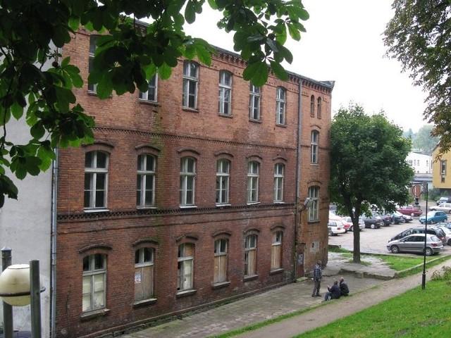 Bytowski inkubator przedsiębiorczości powstanie w budynku przy ulicy Podzamcze.