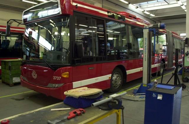 Firma Scania chce zwolnić ze swojej fabryki w Słupsku ok. 200 pracowników.