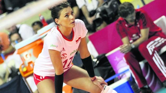 Katarzyna Skowrońska-Dolata i spółka pokazały kawał dobrej siatkówki. Na Rosjanki to jednak nie wystarczyło