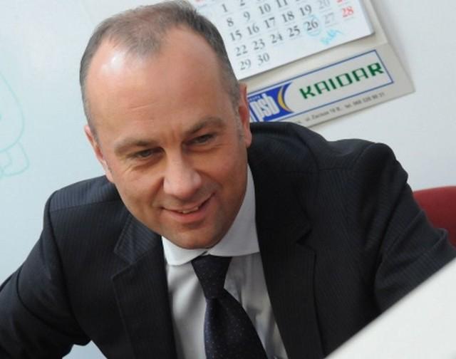 M. Jabłoński wrócił do Słubic po tym, jak stracił w wyborach fotel marszałka województwa.