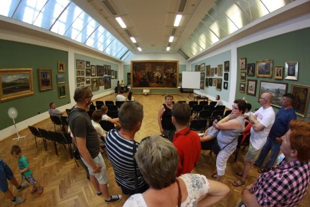 Muzeum Lubelskie prowadzi wykłady, spotkania w pracowniach muzealnych, wieczory jednego obrazu