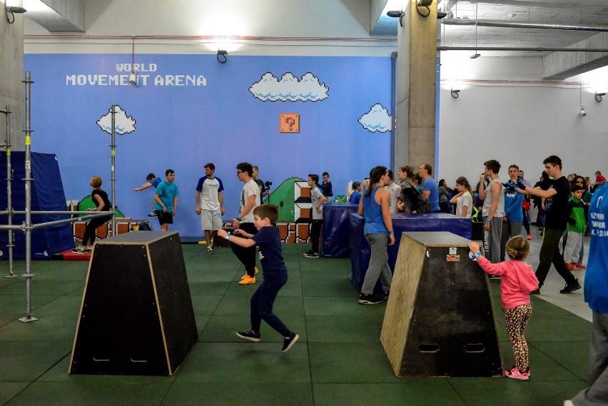 Movement Arena, czyli nowy wymiar skakania na Stadionie Energa Gdańsk [ZDJĘCIA]