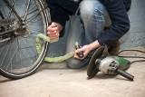 Policjant po służbie zauważył skradziony rower. Złodziej kręcił, ale się nie wykręcił