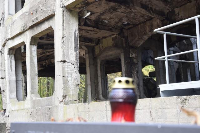 Westerplatte 1 listopada 2020 r. Pamięć i historia