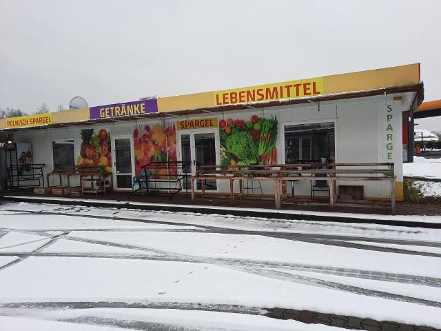 Przygraniczny bazar w Zasiekach wygląda na całkowicie opuszczony... Czy wróci tutaj życie?