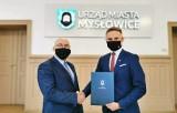 Zmiany w Urzędzie Miasta Mysłowice. Mateusz Targoś został II zastępcą prezydenta miasta, a Marta Jabłczyńska została sekretarzem Mysłowic