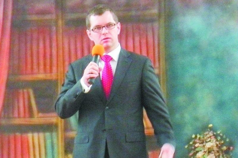 Gościem specjalnym uczniów z Zespołu Szkół nr 2 w Grajewie był Witold Naturski